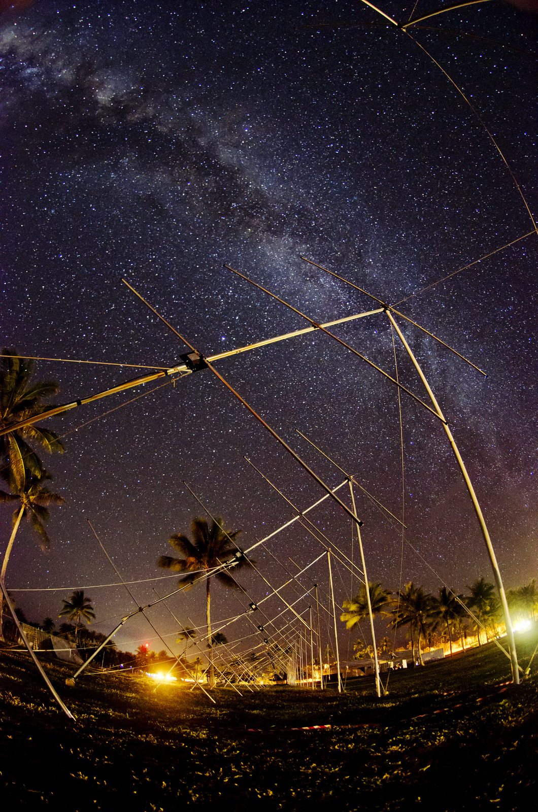 Milky Way & the Antenna